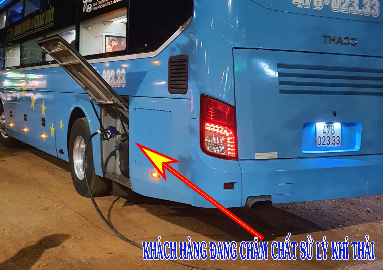 Dung-Dịch-Xử-Lý Khí-Thải-ĐộngCơ-Diesel