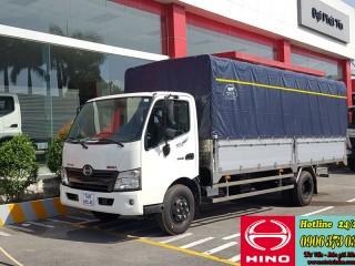 Xe Tải Hino 5 Tấn Thùng 5M6 - Xe tải Hino XZU730L